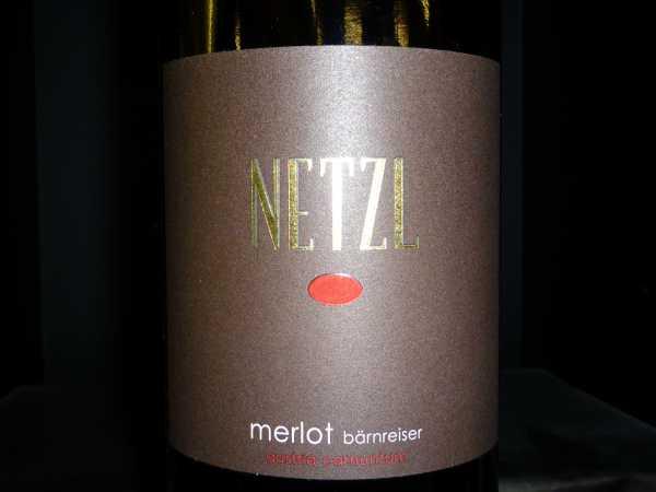 Netzl Merlot Bärnreiser 2016