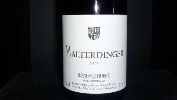 Bernhard Huber Malteringer Spätburgunder Rotwein 2017